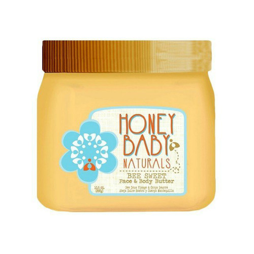 Honey Baby Naturals Bee Sweet Face & Body Butter (10.5 oz.)