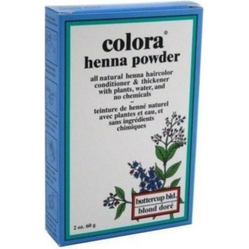Colora Henna Powder Buttercup Blonde (2 oz.)