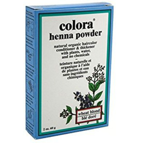 Colora Henna Powder Wheat Blonde (2 oz.)