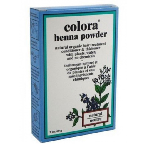 Colora Henna Powder Natural (2 oz.)