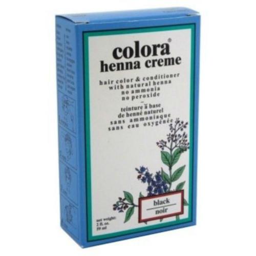 Review: Colora Henna Creme Black (2 oz.)