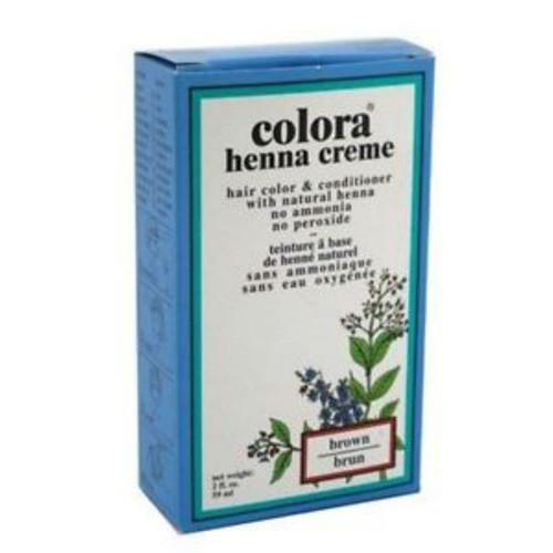 Review: Colora Henna Creme Brown (2 oz.)