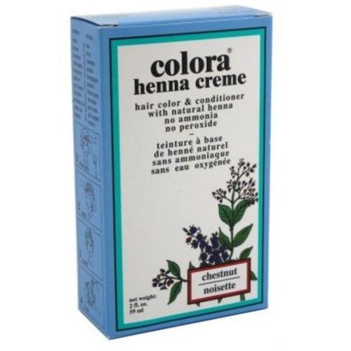 Review: Colora Henna Creme Chestnut (2 oz.)