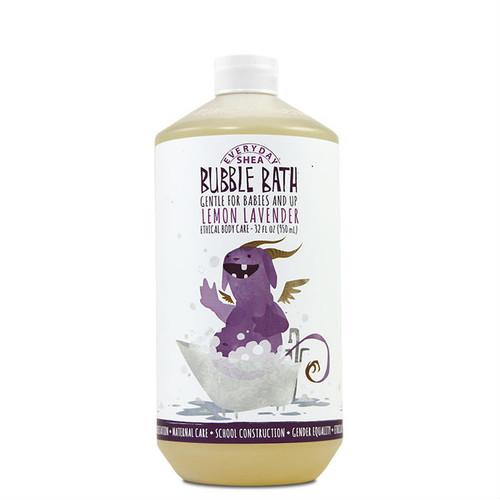 Everyday Shea  Babies & Up Bubble Bath - Lemon Lavender (32 oz.)