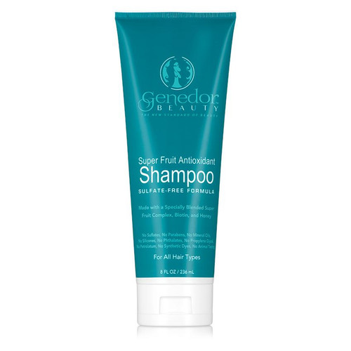 Genedor Beauty Superfruit Antioxidant Shampoo (8 oz.)