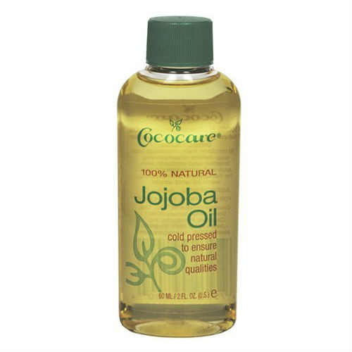 Cococare 100% Natural Jojoba Oil (2 oz.)