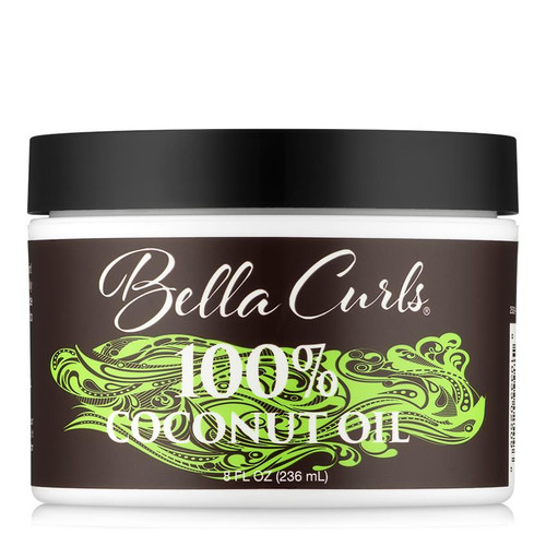 Bella Curls 100% Coconut Oil (8 oz.)