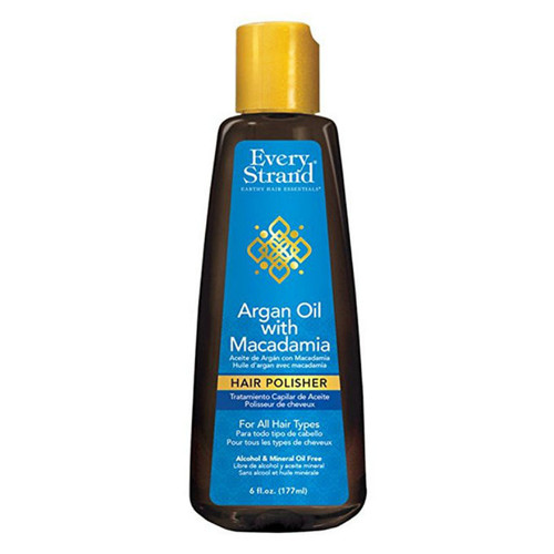 Every Strand Argan Oil with Macadamia Hair Polisher (6 oz.)