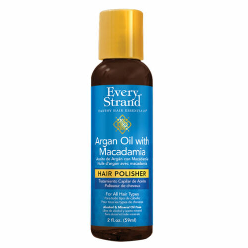 Every Strand Argan Oil with Macadamia Hair Polisher (2 oz.)