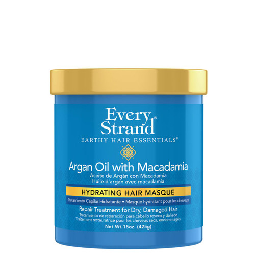 Every Strand Argan Oil with Macadamia Hydrating Hair Masque (15 oz.)