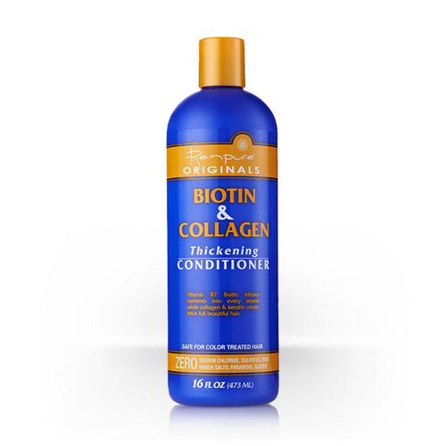 Renpure Originals Biotin & Collagen Thickening Conditioner (16 oz.)