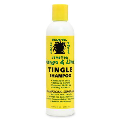 Jamaican Mango & Lime Tingle Shampoo (8 oz.)