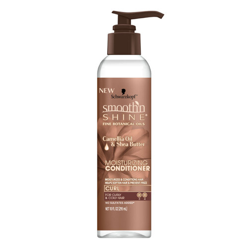 Smooth 'n Shine Curl Moisturizing Conditioner (10 oz.)