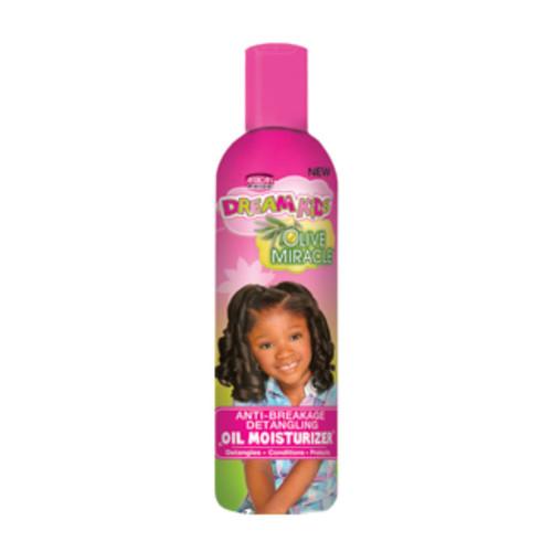 African Pride Dream Kids Olive Miracle Ant-Breakage Detangling Oil Moisturizer (8 oz.)