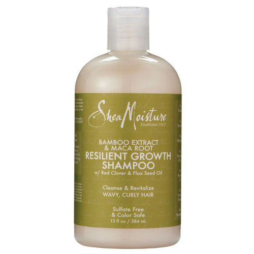 SheaMoisture Bamboo & Maca Root Resilient Growth Shampoo (13 oz.)