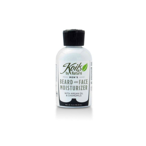 Koils by Nature Beard & Face Moisturizer (4 oz.)