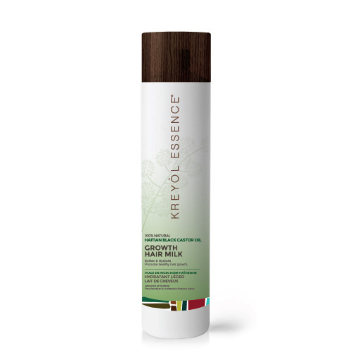 Kreyol Essence Haitian Black Castor Oil Growth Hair Milk (8 oz.)