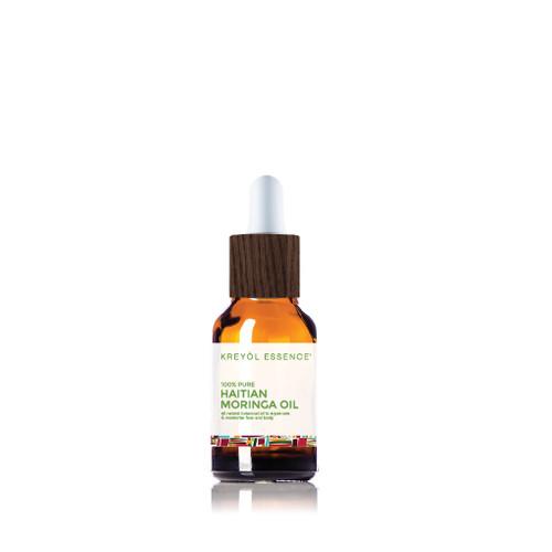 Kreyol Essence Haitian Moringa Oil Face & Hair Oil (8 oz.)