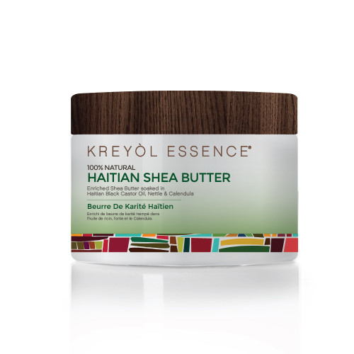 Kreyol Essence 100% Natural Haitian Shea Butter (8 oz.)