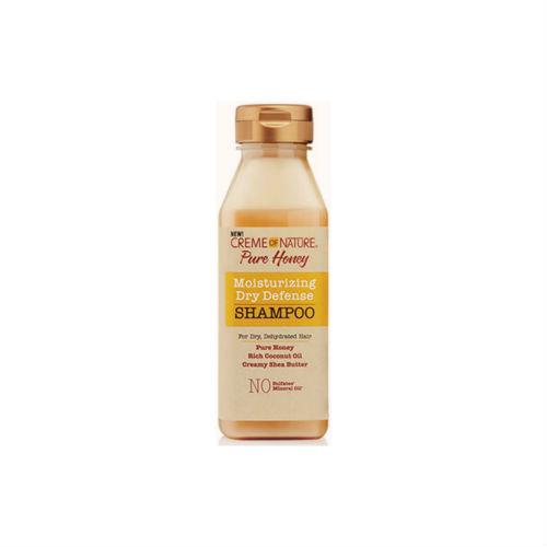 Creme of Nature Pure Honey Moisturizing Dry Defense Shampoo (12 oz.)