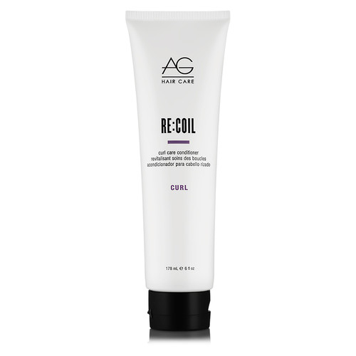 Review: AG Hair Re:Coil Curl Care Conditioner (6 oz.)