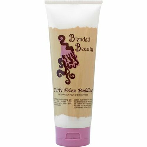 Review: Blended Beauty Curly Frizz Pudding (8 oz.)