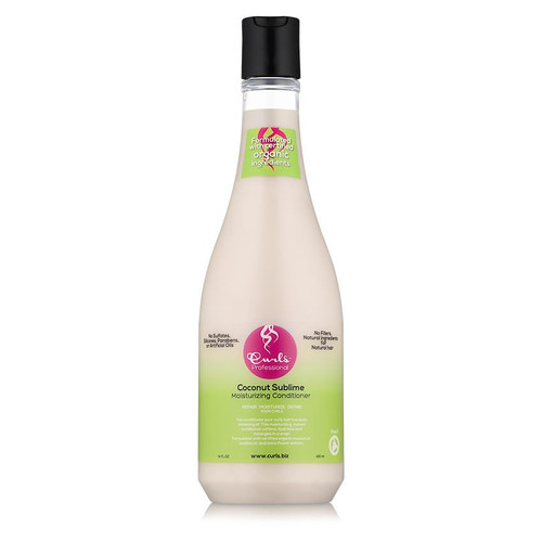 CURLS Coconut Sublime Moisturizing Conditioner (14 oz.)