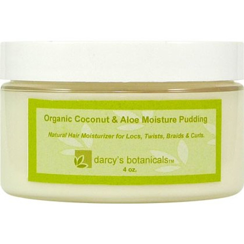 Review: Darcy's Botanicals Organic Coconut & Aloe Moisture Pudding