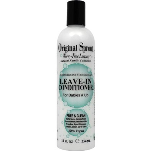 Review: Original Sprout Leave-in Conditioner (12 oz.)