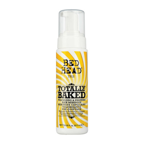 Review: TIGI Bed Head Candy Fixation Totally Baked Volumizing and Prepping Hair Meringue (7 oz.)