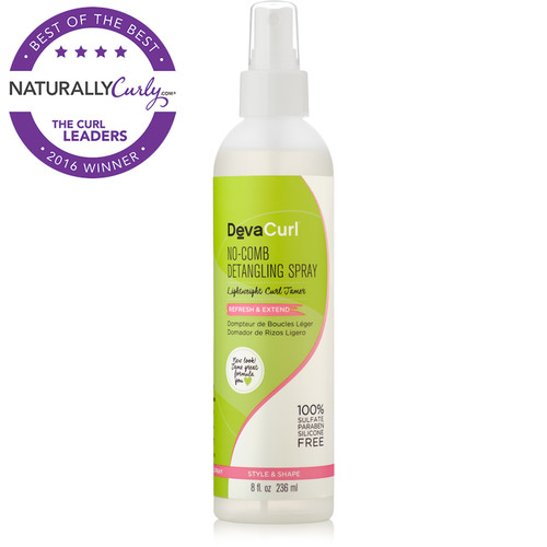 DevaCurl No-Comb Detangling Spray (8 oz.)