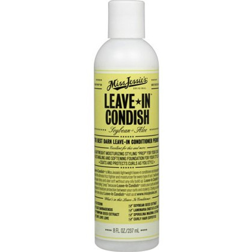 Review: Miss Jessie's Leave-In Condish (8 oz.)