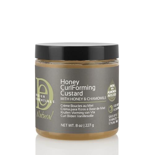Design Essentials Natural Honey CurlForming Custard (8 oz.)