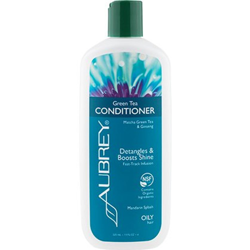 Review: Aubrey Organics Green Tea Conditioner (11 oz.)