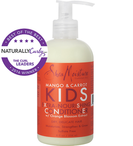 SheaMoisture Mango & Carrot Kids Extra-Nourishing Conditioner (8 oz.)