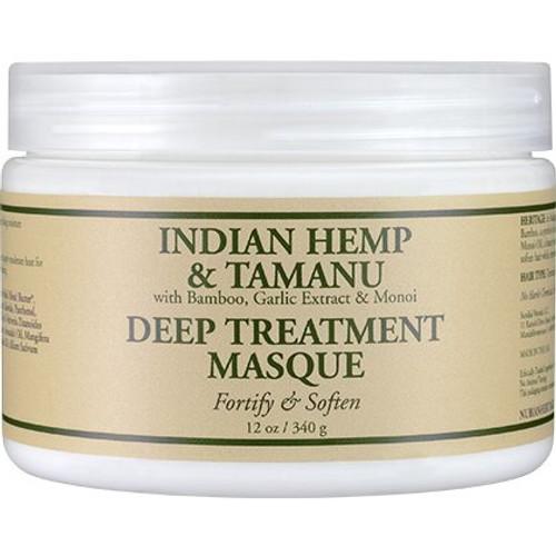 Review: Nubian Heritage Indian Hemp & Tamanu Deep Treatment Masque