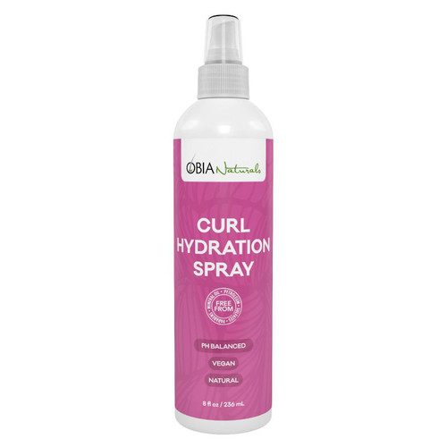OBIA Naturals Curl Hydration Spray (8 oz.)