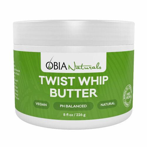OBIA Naturals Twist Whip Butter (8 oz.)