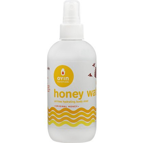 Review: Oyin Handmade Honey Water Hydrating Body Mist - Original Honey (8.4 oz.)