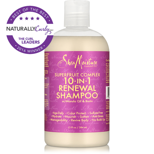 SheaMoisture SuperFruit Complex 10-In-1 Renewal System Shampoo (13 oz.)