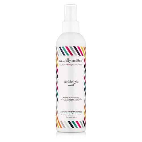 naturally smitten Curl Delight Mist (8 oz.)