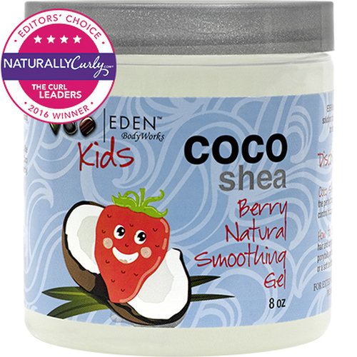 Eden BodyWorks Kids Coco Shea Berry Natural Smoothing Gel (8 oz.)