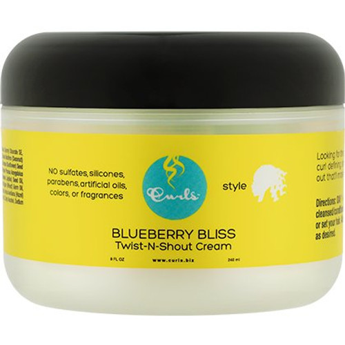 CURLS Blueberry Bliss Twist-N-Shout Cream (8 oz.)