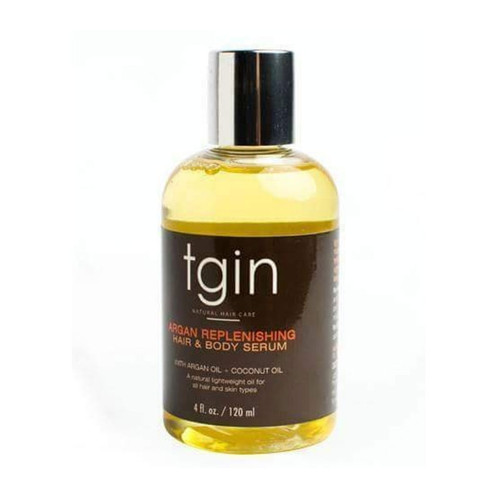 tgin Argan Replenishing Hair & Body Serum (4 oz.)