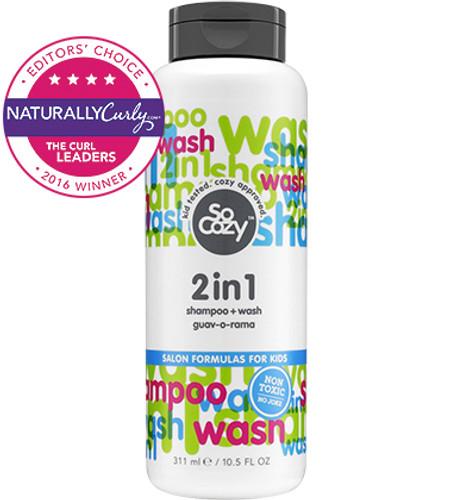 SoCozy Cinch 2 in 1 Shampoo + Body Wash (10.5 oz.)