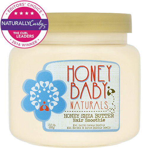 Honey Baby Naturals Honey Shea Butter Hair Smoothie (10.5 oz.)