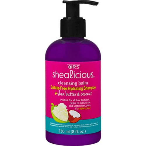 ORS Shealicious Cleansing Balm Sulfate-Free Hydrating Shampoo (8 oz.)