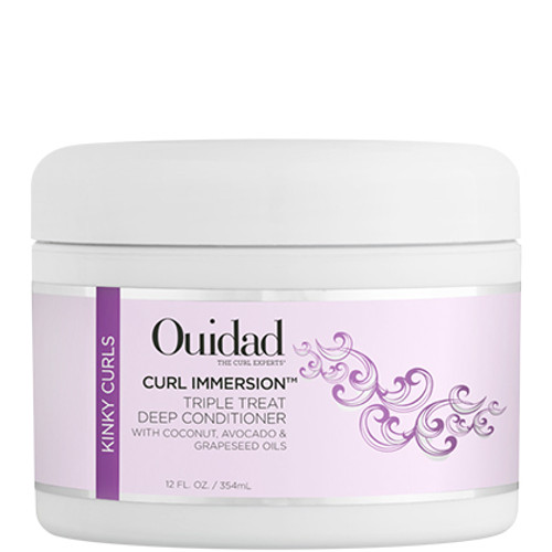 Ouidad Curl Immersion Triple Treat Deep Conditioner (12 oz.)