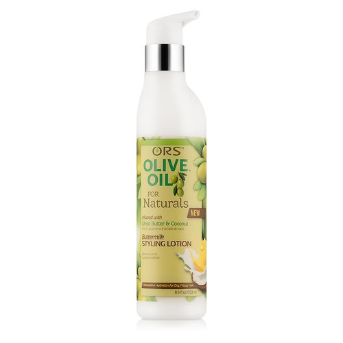 ORS Olive Oil for Naturals ButterMilk Styling Lotion (8.5 oz.)