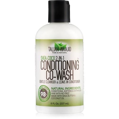 Taliah Waajid Shea-Coco 2-In-1 Conditioning Co-Wash (8 oz.)
